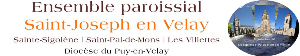 Ensemble Paroissial Ste Sigolène  St Pal de Mons Les Villettes